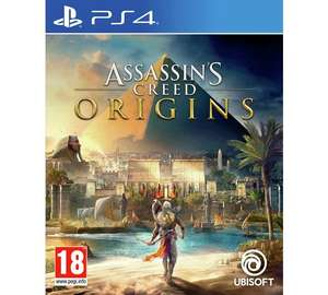 [PS4/Xbox One] Assassin's Creed Origins - £27.99 - Argos/Amazon