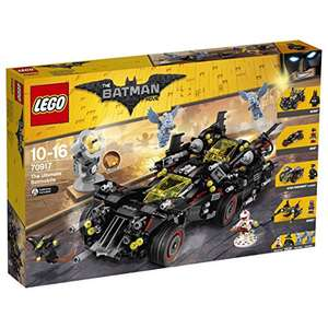 "Lego 70917 ""The Ultimate Batmobile"" just £69.97 at Amazon - 50% OFF"