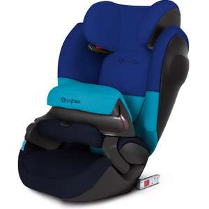 CYBEX PALLAS M-FIX SL GROUP 1/2/3 CAR SEAT for £145 with Newsletter Sign Up code @ Uber Kids