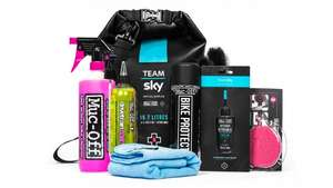 Muc Off Team Sky professional cleaning kit - £41.99 at Edinburgh Bicycle