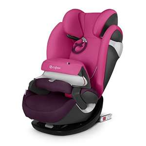 CYBEX Pallas M-Fix, Toddler Car Seat, Mystic Pink&Purple - £196.82 @ Amazon