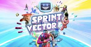 Sprint Vector on Oculus Store - £10.99 (50% off) (Daily Deal)