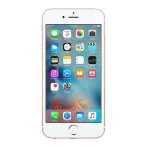 Apple iPhone 6s 64gb Rose Gold - Refurbished - Good Condition - O2 - £189.99 @ Music Magpie