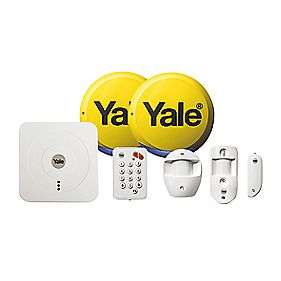 Save £80 on Home security system - Yale SR-330 Yale Smart Home Alarm & View Kit £349.99 at Screwfix
