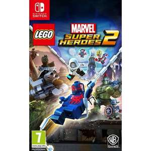LEGO Marvel Super Heroes 2 (Switch) £24.95 Delivered @ The Game collection