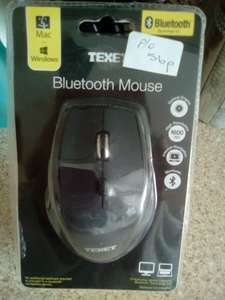 Texet Bluetooth mouse 56p @ Wilkinson's instore (Ellesmere Port)