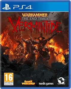 Warhammer: End Times - Vermintide (PS4/XBOX ONE) £9.99 @ GAME