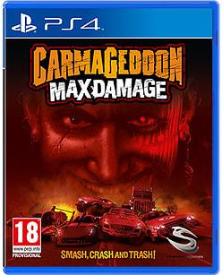 Carmageddon Max Damage PS4 NEW Delivered £7.99 @ Game