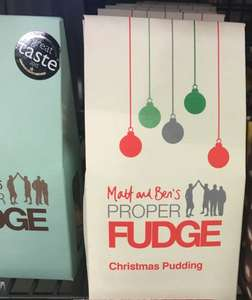 Matt and Ben's Proper Fudge 10p @ M&S instore (Leicester)