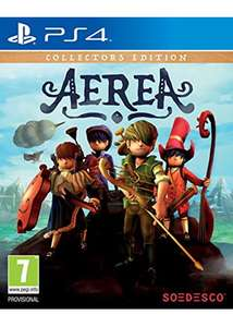 Aerea Collector's Edition (PS4/Xbox One) £12.79 Delivered @ Base