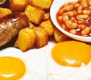 Updated 28th Feb: Frankie and Benny's Unlimited Breakfast back again - 2nd to 4th March