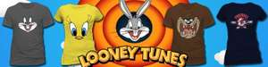 3 for 2 on Looney Tunes tees. @ Loud Shop