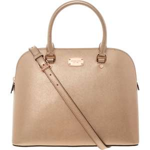 MICHAEL KORS Gold Grab Bag - Save £270 (73%) £99.99 + Free Delivery at TK MAXX
