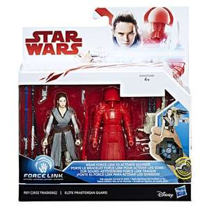 Star wars force link twin pack £9.98 (RRP £18) instore Toys r us Edinburgh,plus £5 off £5 voucher plus free lego