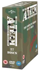 A-Team Complete Series 1-5 DVD - £18 @ Zoom today only using 10% off sign-up code