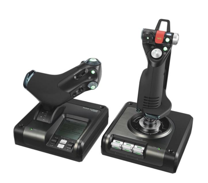 Logitech G Saitek X52 Pro Flight Controller £129.99 @ Box