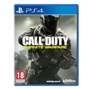 Call of Duty: Infinite Warfare Day One PS4 - £5.00 @ SMYTHS