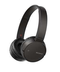 Sony MDR-ZX220BT Bluetooth NFC Headphones Black - Blue - Grey - RRP: £70 @ Amazon £30.44 Free Delivery