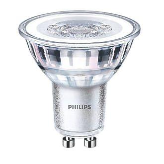 PHILIPS GU10 LED LIGHT BULB 345LM 4.6W 6 PACK - £9.99 @ Screwfix