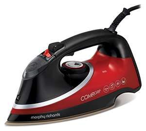 Morphy Richards 303118 Comfigrip Steam Iron (2800W) - was £31.99 now £22 @ Amazon