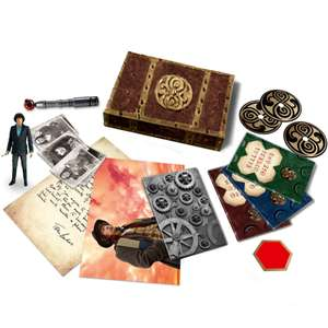 Doctor Who: The 4th Doctor Time Capsule £29.99 delivered @ Zavvi