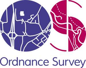 Free Ordnance Survey Maps (OS Explorer and OS Landranger) via Bing