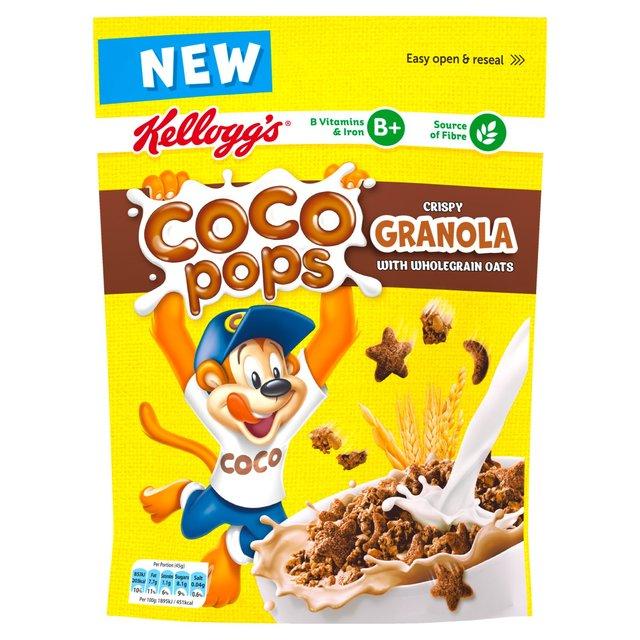 Coco pops granola 69p @heron foods