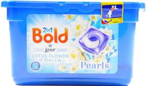 Bold 2 in 1 pearls - lotus flower and water lily £2.37 @ Morrisons Barry