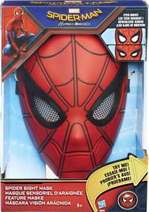 Spider-Man Homecoming Spider Sight Mask £5 @ b+m bargains instore £10 on amazon