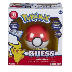 Pokemon Guess Ball £5 instore at Wilko