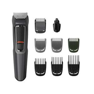 Philips Series 3000 9-in-1 Multi Grooming Kit for Beard, Hair & Body with Nose Trimmer Attachment - MG3747/13  £25 @ Amazon