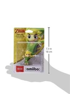 Link Wind Waker amiibo in stock to pre-order on Amazon £10.99