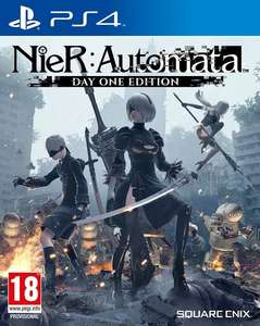NieR: Automata for PS4 £18.65 from PlayStation PSN Store Indonesia