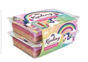 Sliced unicorns! Mr Kippling 6pack of slices £1 @ Asda only (for now)