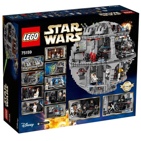 Lego Death Star £349.99 @ Smyths