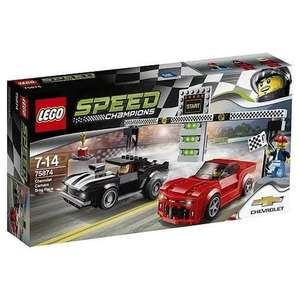 LEGO Speed Champions Chevrolet Camaro Drag Race - 75874 (retired product) £23.99 @ The Entertainer