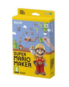 Super Mario Maker Wii U €19.97 Ireland /  £24.19 UK @ Gamestop IE