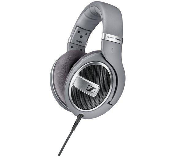 Sennheiser HD 579 Around  Ear Headphones Argos £44.99