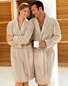 Discounted quality dressing gowns at Cotton Traders - £11 + £3.99 del