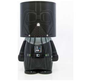 Star Wars Darth Vader Look Alite Lamp + Free click and collect or £3.95 Delivered at Argos