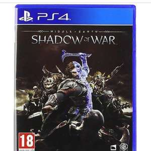 PS4 Middle Earth: Shadow of War - Like New £21.99 @ Boomerang On Ebay