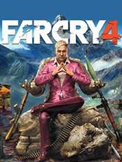 Far Cry 4 [PC] [Uplay] at Greenman Gaming for £8.50