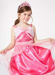 World Book Day, Princess Dress from Sainsbury's for £8