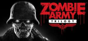 PC : Zombie Army Trilogy £5.99 reduced from £29.99 (Direct with Steam) Zombie Army Trilogy 4-Pack £17.99