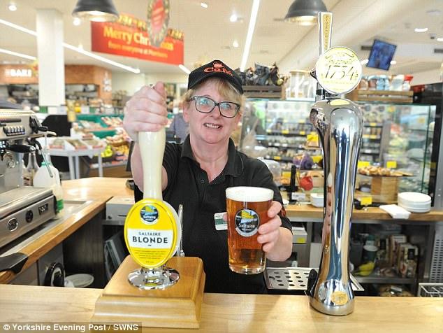 Morrisons Malvern Barista Bar Opening Sale!