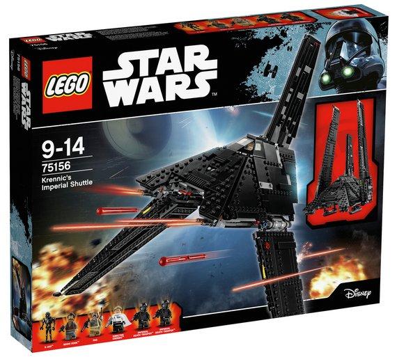 LEGO Star Wars R1 Krennics Imperial Shuttle- 75156 £48.99 at Argos