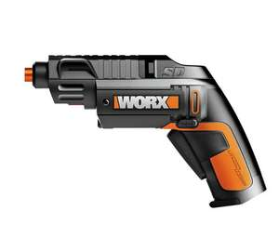 WORX WX254.4 MaxLithium Cordless Multi-bits Screwdriver - 4V £20.99 at Argos
