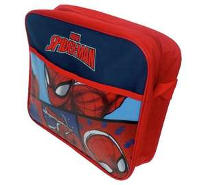 Marvel spiderman messenger bag FURTHER reduced £3.99 @ Argos