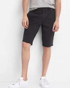 Vintage wash shorts from £9.99 Gap - Free c&c
