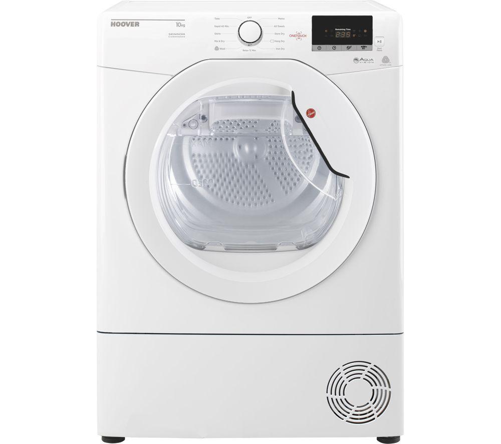 HOOVER Dynamic Next DX C10DE Smart 10 kg Condenser Tumble Dryer,  now £229.99 @ Currys